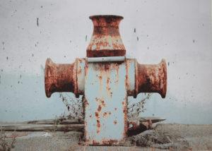 Stillstand, 160 x 220 cm, Acryl auf Leinwand