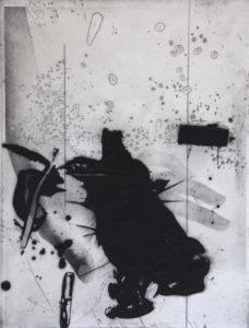 Vertigo 071903, 40 x 30 cm, Carborundum/Heliogravüre