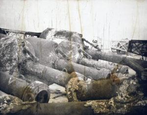 Schonzeit (H0208), 40 x 50 cm, Heliogravüre/Chine Collee