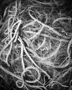 Seilschaften, 49 x 39 cm, Heliogravüre
